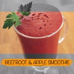 Beetroot & Apple smoothie on #FroothieTV's Getting Into Raw: Cooking with Zane! Check it out at www.youtube.com/froothietv