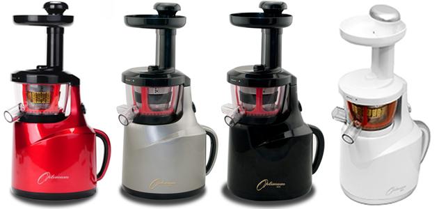 Optimum 400 Slow Juicer Review : Froothie